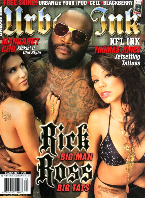 pics of rick ross tattoos. 90) [Rick Ross / 릭 로스】