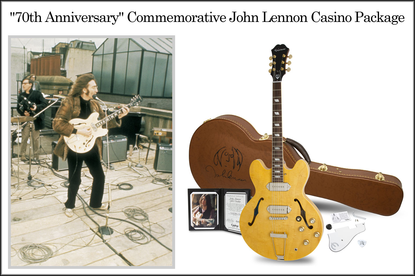 John lennon with casino cherokee casino promotions