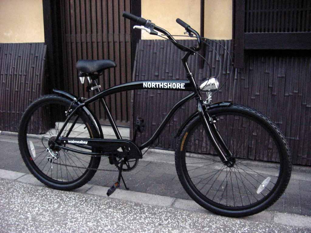 】ビーチクルーザー 自転車 ...