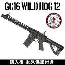 g&g 電動ガン GC16 Wild Hog 12 G&G ARMAMENT エアソフトガン【G&G電動ガン 購入後 永久保証付き】【送料無料】【レビューを書いて次回使える5%OFFクーポンゲット】【G&G オフィシャルショップ 41ミリタリー】