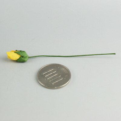 バラつぼみ 装飾用造花【花】枝付きバラつぼみ・...の紹介画像3