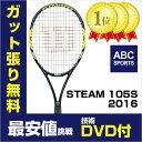 【技術DVDプレゼント】ウィルソン スチーム 105S 2016(wrt73090u)