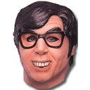 【通常便なら送料無料】オースティン・パワーズ 洋画、ハロウィン、コスプレ、コスチューム、衣装、マスク パーティー 結婚式 2次会 演出 /Austin Powers Mask 5727