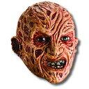 【通常便なら送料無料】エルム街の悪夢 「洋画 ホラー」、フレディ、ハロウィン、コスプレ、コスチューム、衣装、マスク パーティー 結婚式 2次会 演出 / Freddy 3/4 Mask 5751