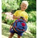 【通常便なら送料無料】知育、玩具、おもちゃ、ハバ、グッズ/ HABA: Backpack Elasto 6100