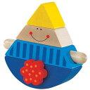 【通常便なら送料無料】知育、玩具、木、おもちゃ、ハバ / HABA: See saw 6125