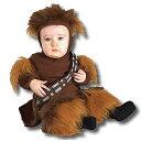 【通常便なら送料無料】スターウォーズ 洋画、チューバッカ、ベビー服、ハロウィン、コスプレ、衣装、コスチューム パーティー 結婚式 二次会 演出 / Star Wars Chewbacca 6781