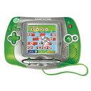 """【通常便なら送料無料】【贈ってよろこばれる世界の一流ブランドのおもちゃと教材玩具】知育、玩具、おもちゃ、 """"リープスター・学習システム (みどり)/LeapFrog Leapster Learning System Green 7172""""【smtb-u】"""