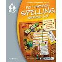 【通常便なら送料無料】知育、玩具、おもちゃ、 フライ用ソフト英語のスペル/FLY Through Spelling Personalized Homework System 7307