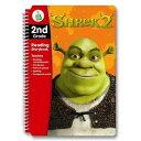 【通常便なら送料無料】【売り尽くし】知育、玩具、おもちゃ、 リープパッドソフト2年生用:シュレック、洋画、2/ Reading Book: Shrek 2 7804