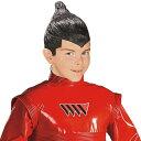 【通常便なら送料無料】チャーリーとチョコレート工場 洋画 ハロウィン、コスプレ、コスチューム、衣装 パーティー 結婚式 二次会 演出 / Oompa Loompa Wig Child 8133