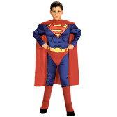 スーパーマン コスプレ コスチューム 子供用 映画 ヒーロー キャラクター 衣装 スーツ 仮装 グッズ