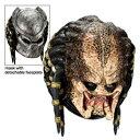 【通常便なら送料無料】エイリアン 洋画 プレデター マスク ハロウィン ハロウィン コスプレ衣装 パーティー 結婚式 二次会 演出 / Predator Dlx Mask 8605