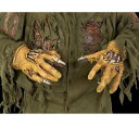 【通常便なら送料無料】13日の金曜日 「洋画 ホラー」 ジェーソンの手 お化け 肝試しコスプレ衣装 コスチューム ハロウィン パーティー 結婚式 二次会 演出 / Jason Deluxe Latex Hands Adult 8657