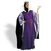 白雪姫 コスチューム お妃様 コスプレ 大人用 魔女 魔法使い ディズニー ヴィランズ ウィックド・クイーン 悪役 ハロウィン 衣装 仮装
