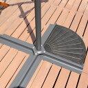 13kg パラソル ベース スタンド ガーデン 重り アウトドア 安定 10P01Oct16