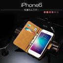 iPhone6 ケース レザー 手帳 ...