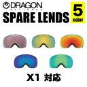 DRAGON ドラゴン スペアレンズ X1 LENS エックスワン レンズ JAPAN LUMALENS ジャパン ルーマレンズ