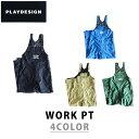 ショッピングスノーボードウェア PLAYDESIGN プレイデザイン 17-18 WORK PT ワーク パンツ スノーボード ウェア ユニセックス