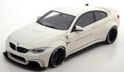 GT スピリット 1/18 LB★WORKS BMW M4 ホワイト 300台限定
