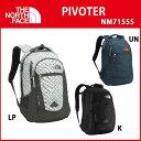 17FW THE NORTH FACE ノースフェイス リュック バックパック PIVOTER ピボター NM71555 定番 正規品