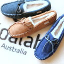 koalabi コアラビ 本革 オーストラリア羊毛 シープス...