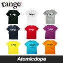 range LOGO Tシャツ 半袖 S/S TEE レンジ