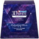 20回分 クレスト ホワイトプロフェッショナルエフェクツホワイトストリップス 20ct Crest 3D White Professional Effects ...