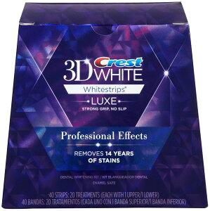 クレスト ホワイト プロフェッショナルエフェクツホワイトストリップス Professional