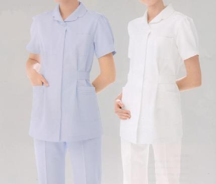 Short sleeve white nagaileben nurse white female ( nurse white )