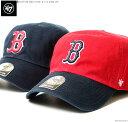47 Brand キャップ【 レッドソックス キャップ 】BOSTON RED SOX '47 CL