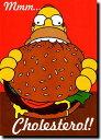 楽天AOIデパートザ・シンプソンズ【The Simpsons】【ハンバーガー】ポスター!アメリカ〜ンなポスターが勢揃い!お部屋をカスタムしちゃいましょう♪【2.980円以上送料無料】【新商品】【大人気】