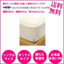 【正規販売店】マニフレックス コットンパイルBOXシーツ(シングル)【送料無料】