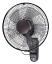 [送料無料] 三菱電機 換気扇 換気扇・ロスナイ[本体]壁掛扇リモコンタイプK30-YS(BR)【K30-YS(BR)】[新品]