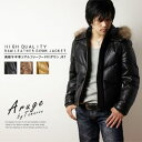 A down jacket [L2C] with high-quality sheep leather  real leather lamb leather _ rial fur food [free shipping] [smtb-KD] [free shipping -m] [men]