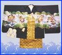 きもの・羽織・長襦袢・袴・羽織紐・袴下帯・草履・末廣・お守り・懐剣の10点フルセットお買い...