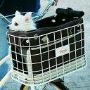 【送料無料】わんわんサイクルバッグ&専用自転車カゴセット【キャリーバッグ】【犬 お出かけ】【犬 旅行】【犬 お散歩用品】【〜5kgサイズ】