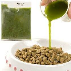 Concentrated nutritional treasure house! Non-heated! Fermented raw blue juice 10 Pack dog homemade food 5P13oct13_b
