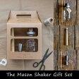 The Mason Shaker Gift Set メイソンジャー シェイカー ドリンク ディスペンサー Ball社 アメリカ ビン 瓶 レトロ かわいい パーティー 大容量 ギフト シンプル 雑貨 ガラス おしゃれ カクテル 10P01Oct16