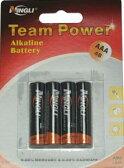 AP 単4形 アルカリ乾電池【工具 DIY】【アストロプロダクツ】