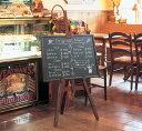 送料無料 ディスプレイ ボードセット 木製 黒板 イーゼル 看板