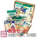 【bousai_d19】救急セット 木製中型 救急箱 CSW...