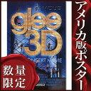 ショッピングlee 【映画ポスター】glee/グリー ザコンサートムービー 3D (コーリーモンテース) /DS