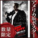 ショッピングミッキー 【映画ポスター】シン・シティ 復讐の女神 グッズ /ミッキー・ローク ADV-DS