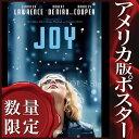 ショッピングクリスマス 【映画ポスター】ジョイ (ジェニファー・ローレンス) グッズ /クリスマス INT-ADV 両面