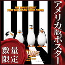 ショッピングスカル 【映画ポスター】ペンギンズ FROM マダガスカル ザ・ムービー グッズ /INT-ADV 両面