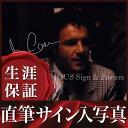【直筆サイン入り写真】ジェームズ・カーン (ゴッドファーザー 映画グッズ/James Caan)