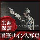 【直筆サイン入り写真】加瀬 亮 (硫黄島からの手紙 映画グッズ)