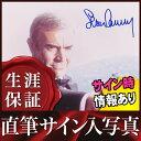 ショッピングズボン 【直筆サイン入り写真】 007 ジェームズボンド ショーンコネリー Sean Connery /映画 ブロマイド オートグラフ