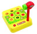 いたずらモグラたたきゲーム もぐらたたきゲーム ボードゲーム 穴から出たモグラを素早くハンマーでたたこう! おもちゃ 知育玩具